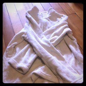 White sweatshirt size L/G